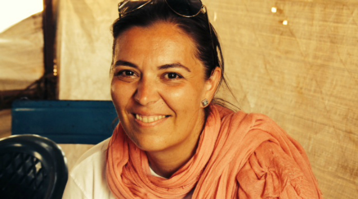 La Entrevista: Belén de Vicente, jefa de prensa de UNICEF Comité Español