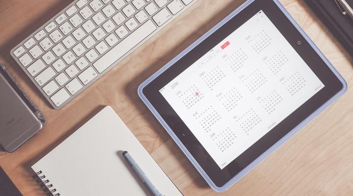 Por qué un calendario de comunicación es un must si quieres que tu negocio salga en los medios